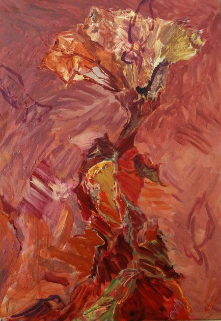 Metamorfia - Acriiilico sobre lienzo - 116x81cm