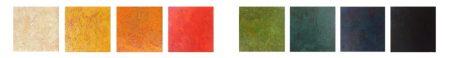De luz, materia y color - 2015 - OOOleo sobre madera - 24x24cm