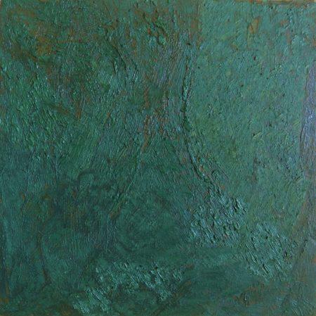 De luz, materia y color Det - OOOleo sobre madera - 24x24cm
