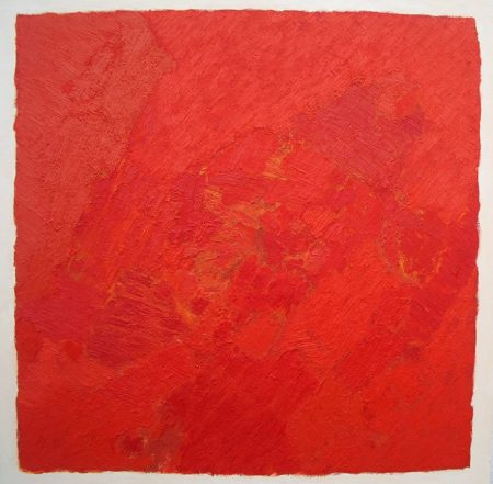 CuadroDo · Pintura-Det 2 - OOOleo sobre lienzo - 81x81cm
