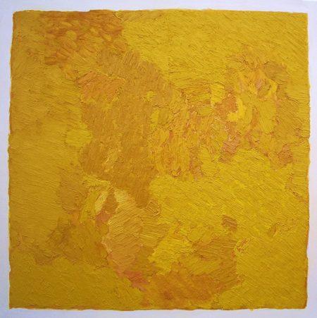 CuadroDo · Pintura-Det 3 - OOOleo sobre lienzo - 81x81cm