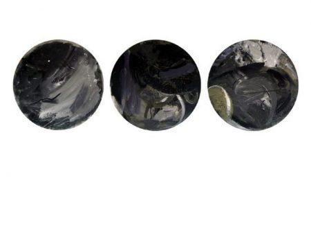 Pintura cooosmica - OOOleo sobre lienzo - d40cm cu