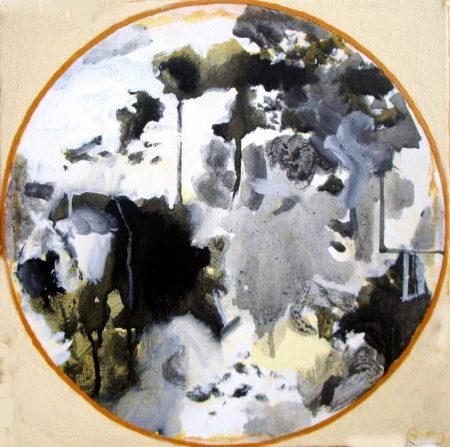 Peephole · Las sombras - Acriiilico sobre lienzo - 41x41cm