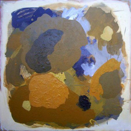 CuadroDO · Pintura cooosmico - Acriiilico sobre lienzo - 146x146cm