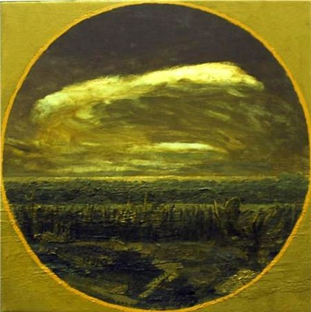 Peephole · Las noches llanas - OOOleo sobre lienzo - 54x54cm
