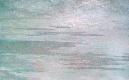 Mar - OOOleo sobre lienzo - 41x64cm