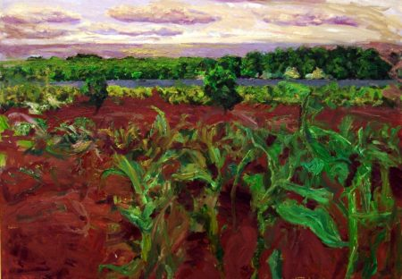 Horizonte - OOOleo sobre lienzo - 81x116cm