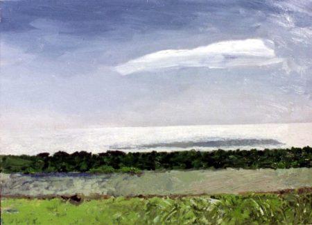 Horizonte - OOOleo sobre lienzo - 65x53cm