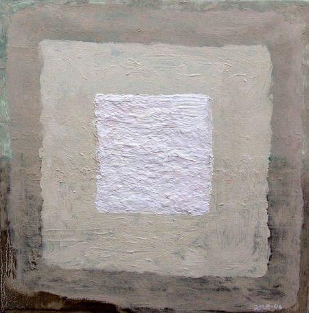CuadroDo - OOOleo sobre lienzo - 41x41cm