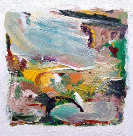 CuadroDo Pintura - OOOleo sobre lienzo - 27x27cm