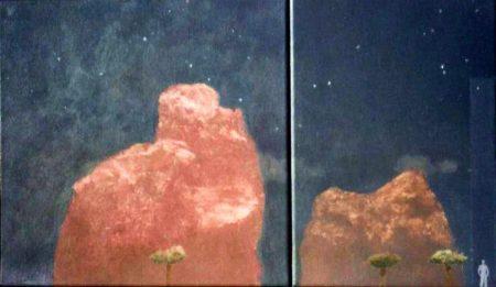 Sin tiiilulo - Acriiilico sobre lienzo - 35x59cm