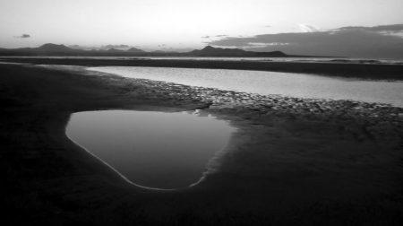 Reflejos en la playa 2