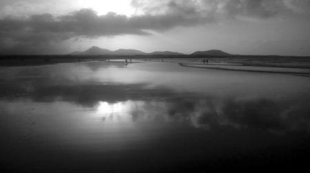 Reflejos en la playa 4