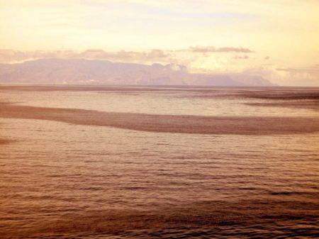 Mar e isla