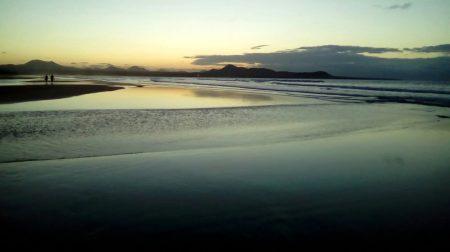 Reflejos en la playa 3