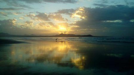 Reflejos en la playa 5
