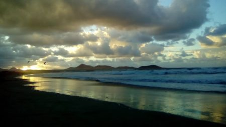Reflejos en la playa 6