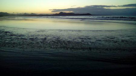 Reflejos en la playa 7