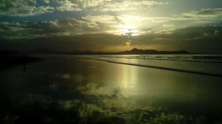 Reflejos en la playa 8