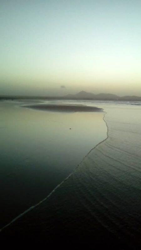 Reflejos en la playa 9